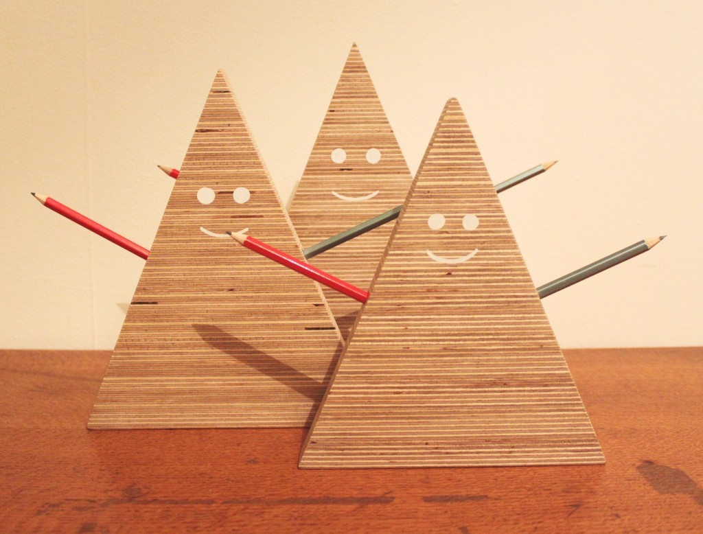 pencil men 8c