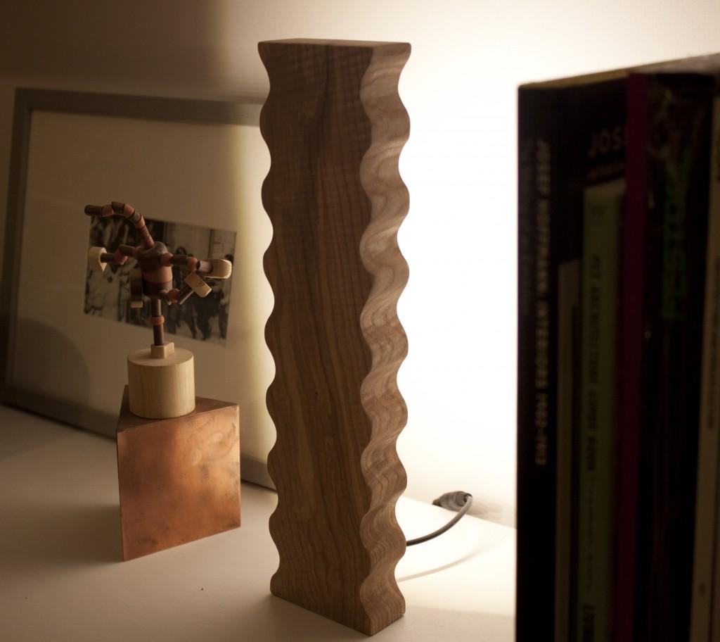 LED desk lamp glasgow ornette